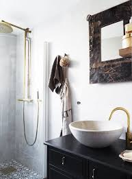 Fixtures Bathroom Look We Gold Fixtures In The Bathroom Apartment Therapy