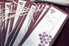 beautiful wedding programs wedding program trends wedding stationery inside weddings