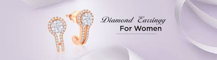 malabar diamond earrings buy diamond earrings online malabar gold diamonds