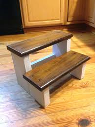 stools wooden step stool with storage select design folding