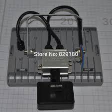 30w led flood light pir motion sensor flood lights waterproof ip65
