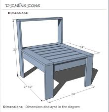 Diy Outdoor Sectional Sofa How To Build An Outdoor Sectional Knock It Off East Coast