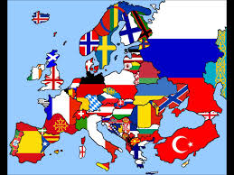 Flags Of Eastern Europe The Europe Of Separatists Youtube
