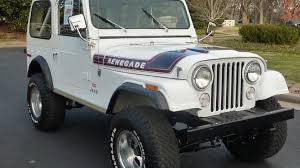 jeep cj renegade 1976 jeep cj 7 renegade levi edition t132 kissimmee 2013