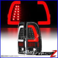 fiber optic tail lights newest fiber optic 1997 2003 ford f150 f250 superduty black led tail