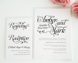 Wedding Invitation Examples Wedding Invitation Card Guest Name Matik For