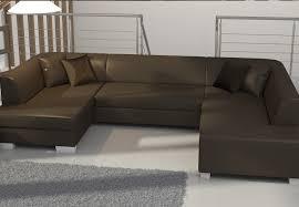canapé marron convertible meuble de salon canapé canape canapé d angle marron sofamobili