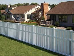 vinyl fencing is a favorable option for property owners who need