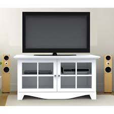 White Tv Cabinet With Doors Tv Racks Inspiring Tv Stands With Cabinet Doors High Definition