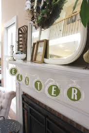Easter Decorating Ideas For The Home by Create With Me Book Page Easter Garland My Life From Home