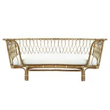 Wicker Sofa Bed by Woodsfolk Rattan Daybed Kids Pinterest Rattan Daybed And Room