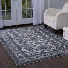Area Rugs Gray Rectangle Gray 8 X 10 Area Rugs Rugs The Home Depot