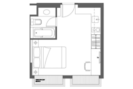 400 sq ft apartment floor plan home u0026 interior design