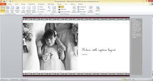 Wedding Album Software Free Wedding Photo Album Template For Powerpoint 2013