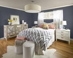 Decorating Ideas With Navy Blue Bedroom And Living Room Image - Bedroom designs blue