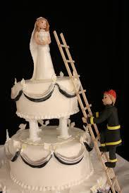 firefighter wedding cakes fireman wedding cake view 1