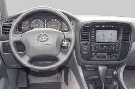 Toyota Land Cruiser Interior 2002 Toyota Land Cruiser Pictures Including Interior And Exterior