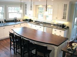 kitchen island overhang found this kitchen island countertops overhang muruga me