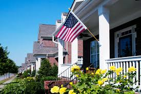 Porch Flag 4th Of July Decorations Ideas For Home Decor Founterior American