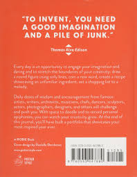 everyday quote from the notebook amazon com do one thing every day that inspires you a creativity