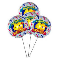 delivery of balloons for birthdays happy 40th birthday balloon delivery uk balloon bouquets