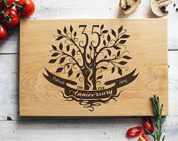35th anniversary gifts 35th anniversary etsy