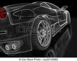 si e auto sport black auto modell sport auto sport hintergrund schwarz stock