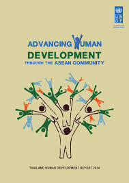 thailand nhdr 2014 advancing human development through the asean