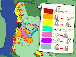 New York City Zoning Map by How Nyc U0027s Decade Of Rezoning Changed The City Of Industry Curbed Ny