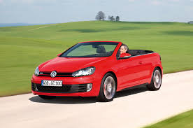 red volkswagen convertible volkswagen golf gti cabriolet review autocar
