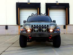 jeep liberty front bumper lost jeeps view topic other kk mods