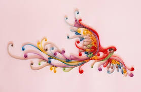 paper quilling birds tutorial finest paper quilling designs and artworks