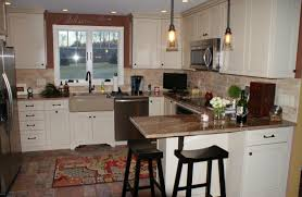 Standard Depth Of Kitchen Cabinets Granite Countertop Redwood Cabinets Kitchen Fagor Dishwasher