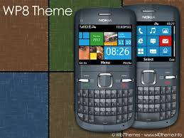 windows 10 themes for nokia asha 210 windows phone 8 style theme asha 302 c3 00 wb7theme