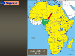 Map Of The Red Sea Political Map Of Western Africa Geography Unit Ppt Download