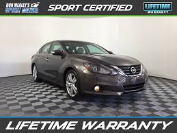 nissan sport sedan used 2016 nissan altima 3 5 sl 4d sedan in orlando zr116870