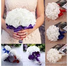 wedding supplies online new arrival wedding bouquet bridesmaid artificial flower