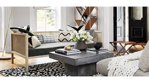 Daybed In Living Room Boho Daybed Pewter Mattress Cover Cb2