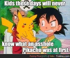 Funny Pikachu Memes - badass pikachu meme by huss91 memedroid