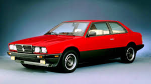 maserati biturbo sedan maserati biturbo s u00271983 u201385 youtube