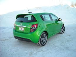 chevy vega green on the road review chevy sonic rs the ellsworth americanthe