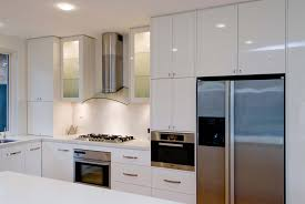 kitchen contemporary white kitchen ideas microwaves cake pans