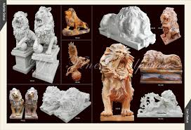 marble lions for sale handcarved garden white marble lion sculpture statue for sale view