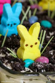 easter bunny candy easter dirt cake lil
