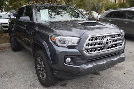 hendrick toyota used cars 2016 toyota tacoma trd sport charleston sc area toyota