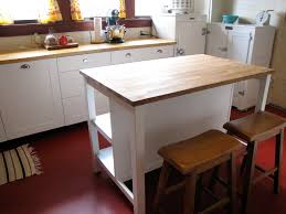 ikea white kitchen island oak wood autumn lasalle door ikea stenstorp kitchen island