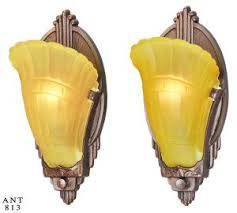 Wall Sconce Light Fixture Vintage Hardware Lighting Antique Reproduction Wall Sconces