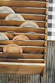 Shabby Chic Plate Rack by 64 Best Plate Holders U0026 Caddies Images On Pinterest Plate Racks