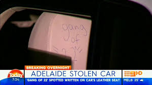 used lexus for sale adelaide five youths have been arrested after they allegedly stole a car to