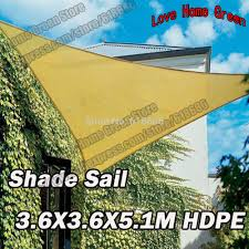 Canopy Triangle Sun Shade by Popular Garden Sun Shades Buy Cheap Garden Sun Shades Lots From